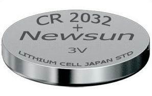 Newsun专业纽扣电池、聚合物软包及CR2032扣式电池