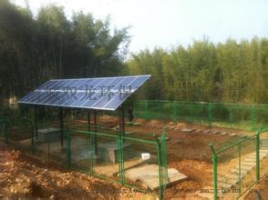 太阳能微动力生活污水一体化处理设备