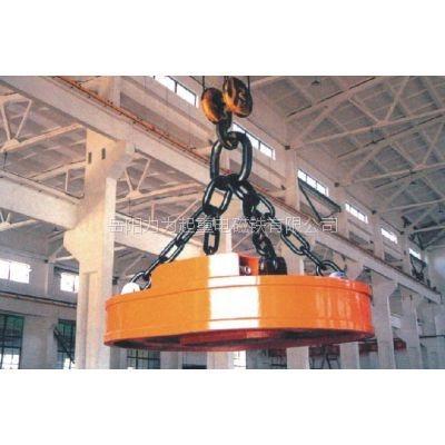 MW5系列常温型吊运废钢铁用起重电磁铁