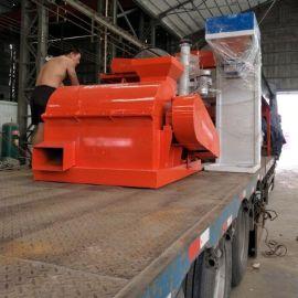 万顺机械厂家直销有机肥设备半湿物料粉碎机价格优惠