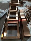 供应长沙画展不锈钢画框 高档个性不锈钢画框厂家直销