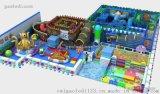 淘氣堡兒童樂園室內兒童遊樂場定製流程