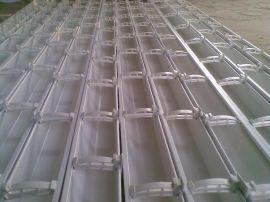 落水管落水斗下水管铝合金檐槽成品天沟雨水管檐沟排水沟落水管雨水斗
