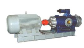 3G三螺杆泵的驱动电机介绍