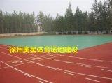 徐州塑胶跑道施工厂家