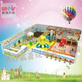 长沙淘气堡儿童乐园室内儿童游乐设备游乐场设备厂家订做