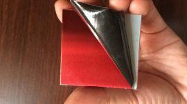 中国红201不锈钢板,真空镀中国红不锈钢板,中国红镜面板,中国红拉丝板
