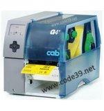 德国cab希爱比A4+工业级在线式条码打印机