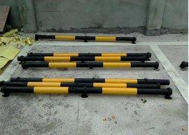 深圳反光漆挡轮杆 焊接挡轮杆批发