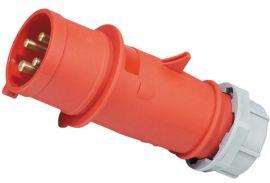 三相四芯防水工业插头QX252