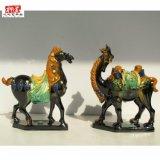 郑州骆驼摆件,郑州工艺品骆驼,选礼首送上档次陶瓷骆驼摆件