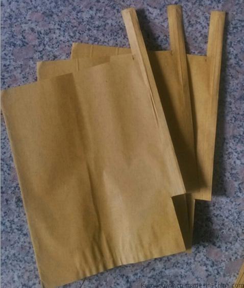 全自动芒果套袋制袋机芒果纸袋机