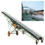 傾角可調皮帶運輸機 上貨裝車用耐磨輸送機78