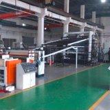苏州金韦尔PVC民用发泡地板革挤出设备