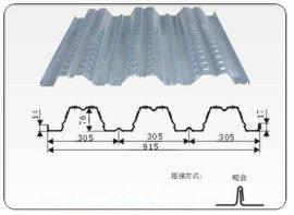 楼承板(YX76-305-915型)天津承重板生产商