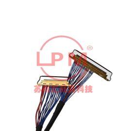 供應I-PEX 20454-230T TO I-PEX 20454-240T 液晶面板屏線
