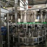 全自動碳酸飲料灌裝機 等壓含氣灌裝三合一灌裝機設備
