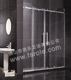 浴室玻璃隔斷,衛生間玻璃隔斷,浴室推拉門