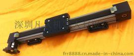 线性滑台 数控电动滑台负载20kg 高精密铝型材同步带导轨模组