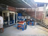 砖机辅助设备 皮带输送机 提升皮带输送机 移动皮带输送机