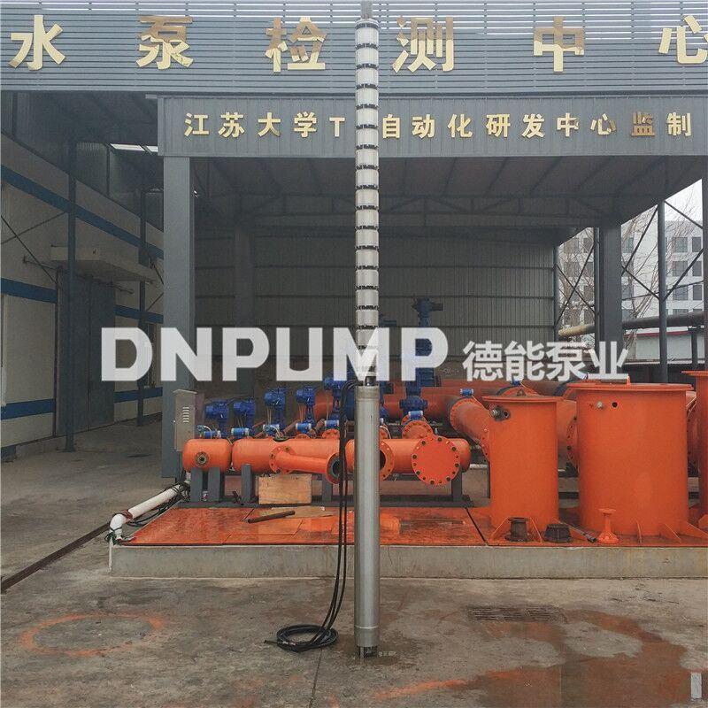 不锈钢热水潜水泵厂家