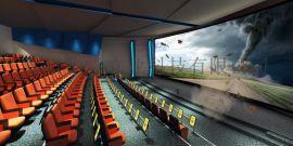 华堂科技4D动感影院,沉浸式互动影院定制