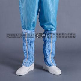 PVC防静电长筒靴 防静电无尘鞋 防静电防护鞋