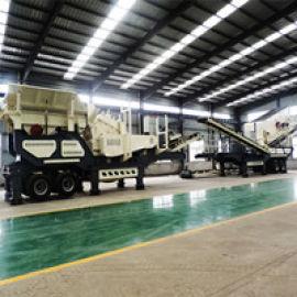湖南移动式破碎机厂家-移动制砂机-移动式破碎机报价