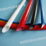 耐高温耐高压管 线束绝缘保护套管玻璃纤维套管