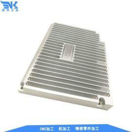 铝合金散热器加工定制金属加工精密零件加工