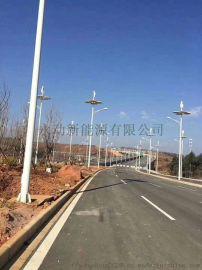 微风启动水平轴400W 永磁风力发电机风光互补路灯监控家用系统风力发电机