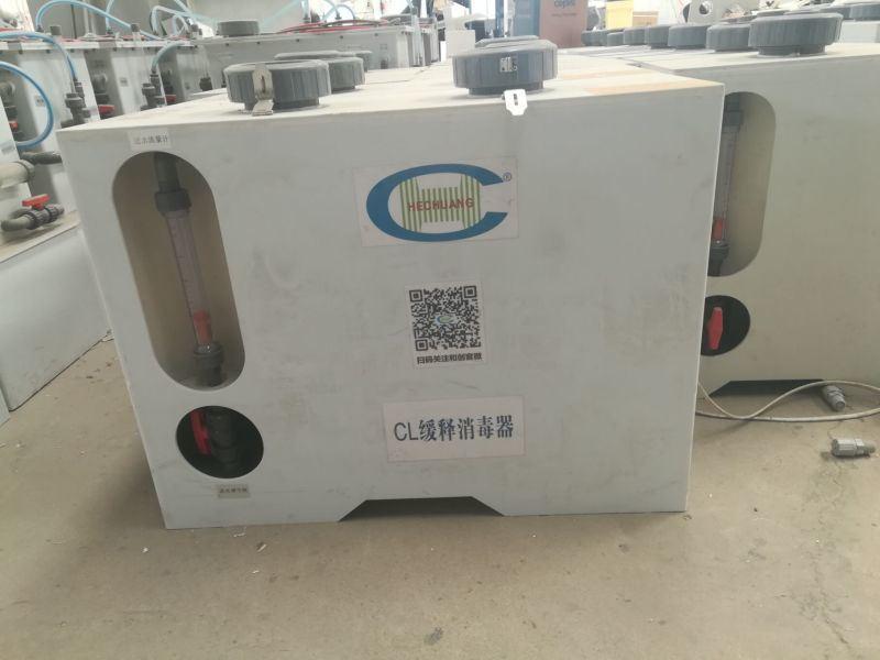 广西缓释消毒器/自来水消毒设备