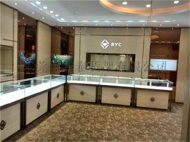 不锈钢珠宝展示柜生产厂家