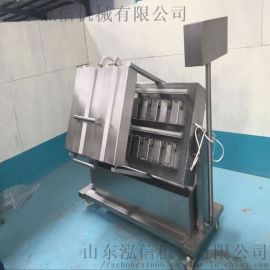 倾斜式双室液体真空包装机 泡菜海蜇真空封口机