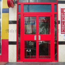 广州安装肯德基门 厂家订做2.0肯德基门