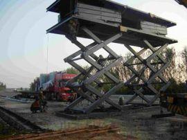珠海市直销货梯单双叉升降机简易货梯汽车电梯