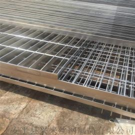 检修平台钢格栅 钢格板cad 安平钢格栅厂家直销