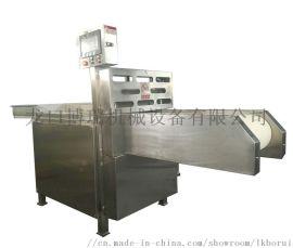 鱿鱼丝设备连续式数控鱿鱼切条机切丝机