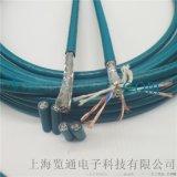 高柔性工業乙太網電纜, 拖鏈工業乙太網遮罩網線