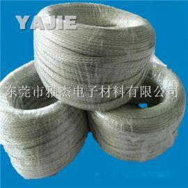 镀锡铜编织接地线TZ-10紫铜  编织网管信誉保证