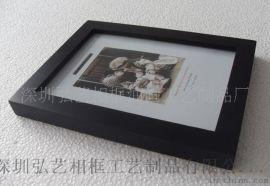 【火爆】墙式小相框 深圳相框厂 倾情**5寸-12寸照片墙用木相框