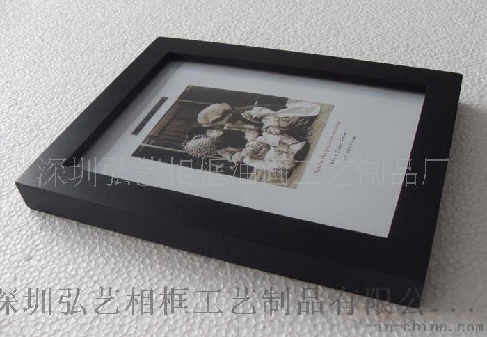 【火爆】牆式小相框 深圳相框廠 傾情熱銷5寸-12寸照片牆用木相框