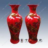 景德鎮青花瓷大花瓶批發價格  中國紅瓷圖片