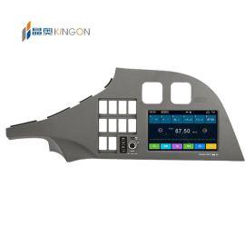 中科晶奥解放J6P导航 货车导航一体机 货车GPS导航 DVD车载导航