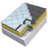 南京鋁合金平鎖扣板 菱形|矩形|方形平鎖釦鋁鎂錳板 鈦鋅板
