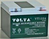VOLTA牌12V24AH深迴圈蓄電池