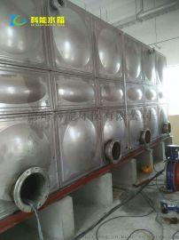 科能水箱全国销售304焊接式不锈钢水箱 符合生活饮用水标准
