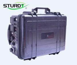 供应深圳斯泰迪STURDY-6000W户外应急备用电源箱 48V120AH超大电池容量