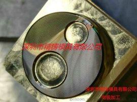 电铸件电极超精加工,超精密五轴加工