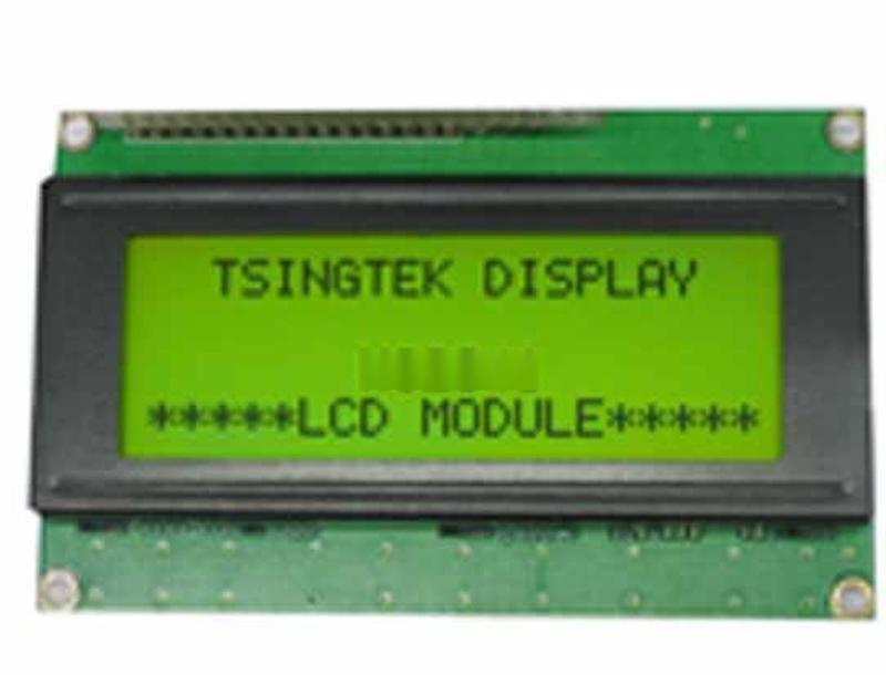 供应低电压3V/3.3V驱动的字符LCD液晶模块